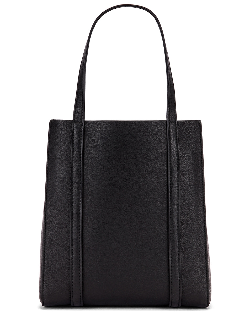 Image 3 of Balenciaga XXS Everyday Tote Bag in Black & White