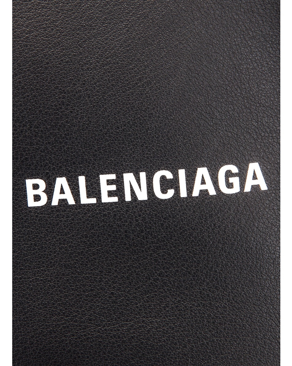 Image 8 of Balenciaga XXS Everyday Tote Bag in Black & White