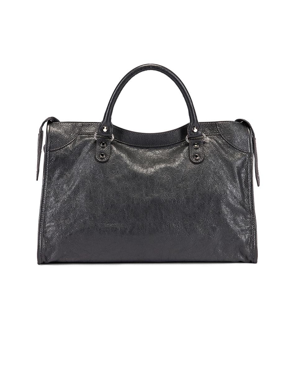 Image 3 of Balenciaga Classic City Bag in Grey