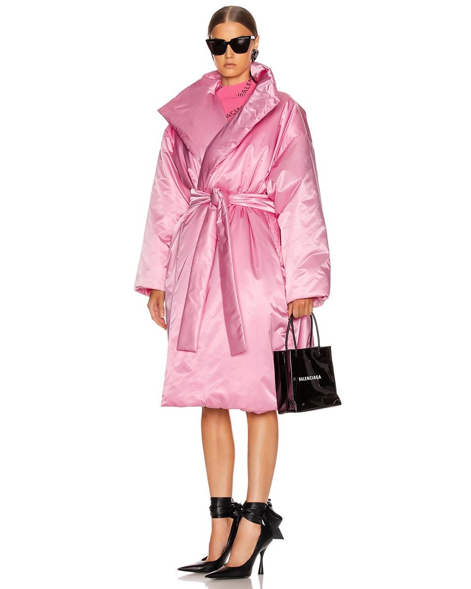 Image 2 of Balenciaga XXS Shopping Tote Bag in Black