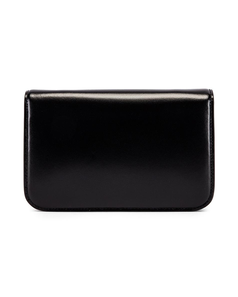 Image 3 of Balenciaga B Wallet on Chain Bag in Black