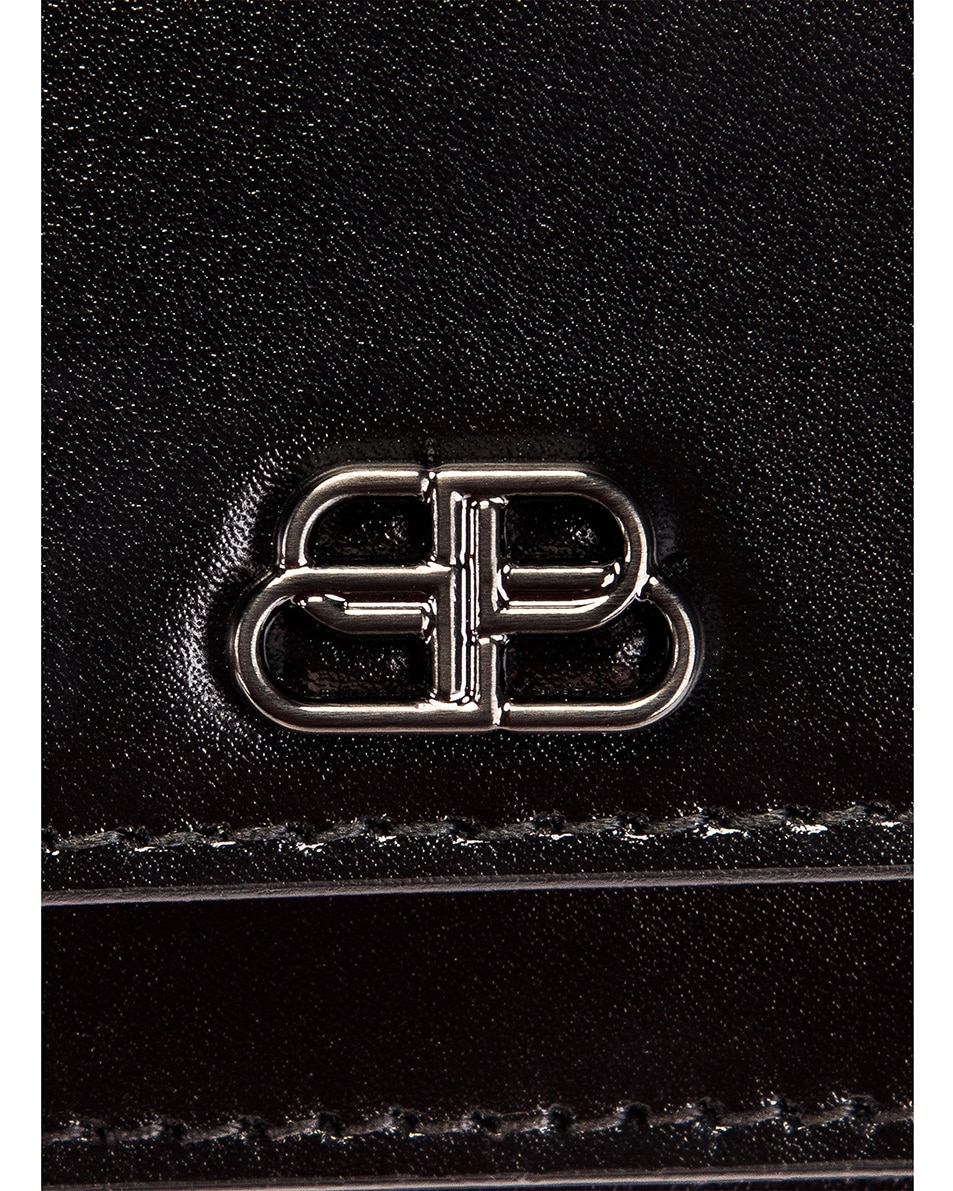Image 7 of Balenciaga XXS Sharp Belt Bag in Black
