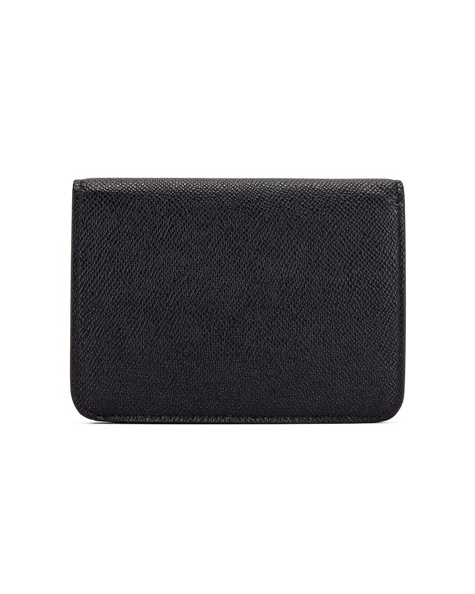Image 2 of Balenciaga Medium Cash Wallet in Black