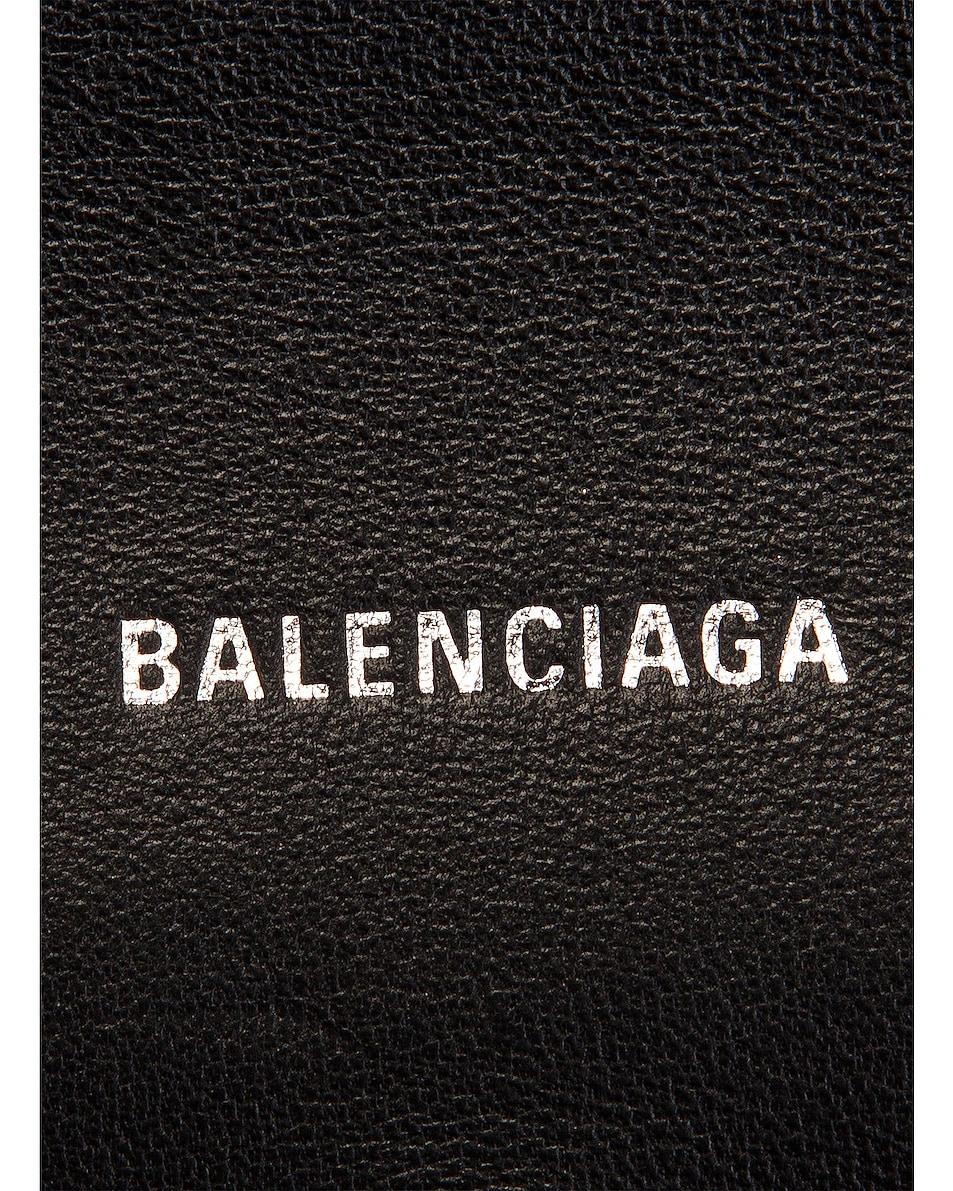 Image 7 of Balenciaga B Continental Chain Bag in Black