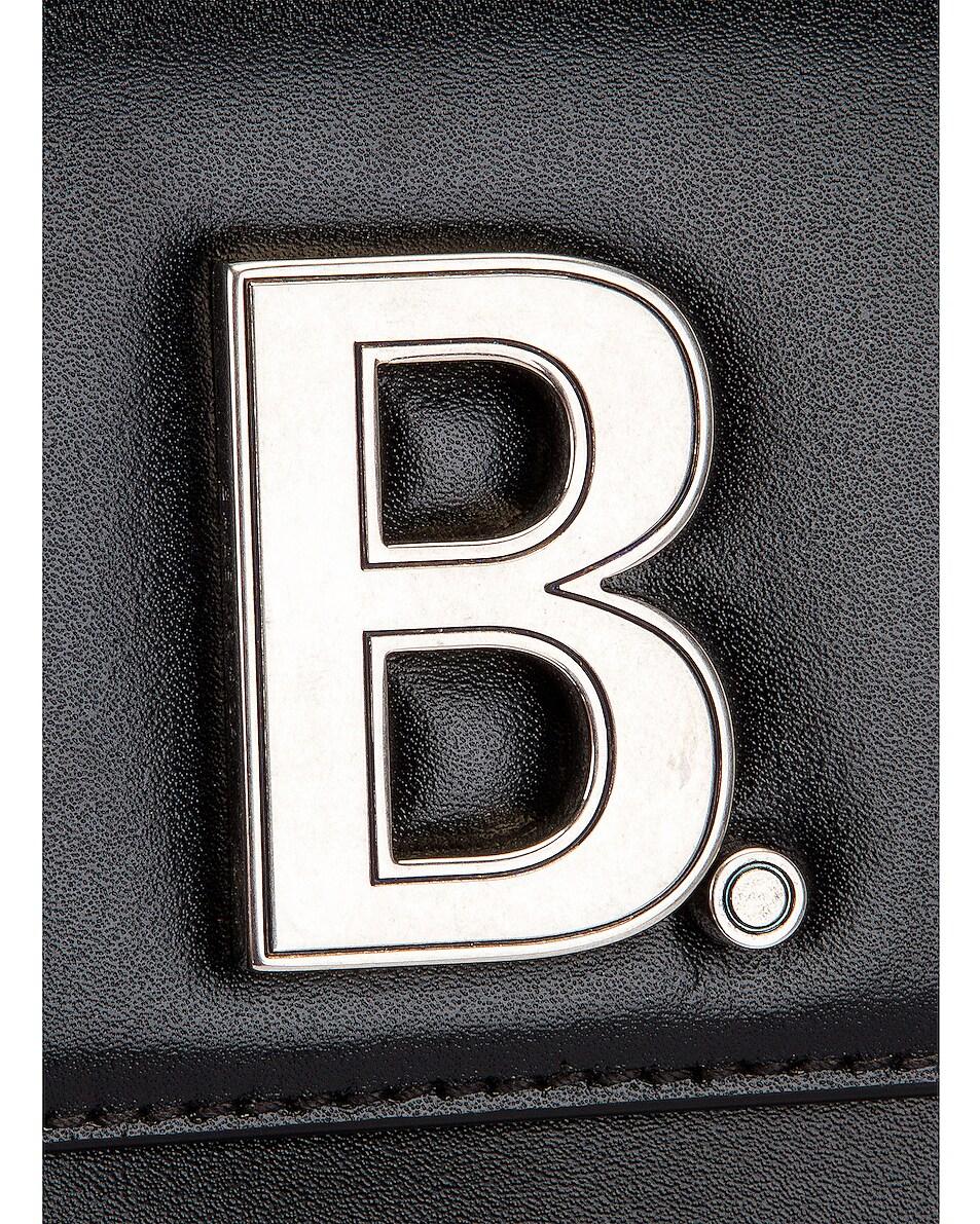 Image 8 of Balenciaga B Continental Chain Bag in Black
