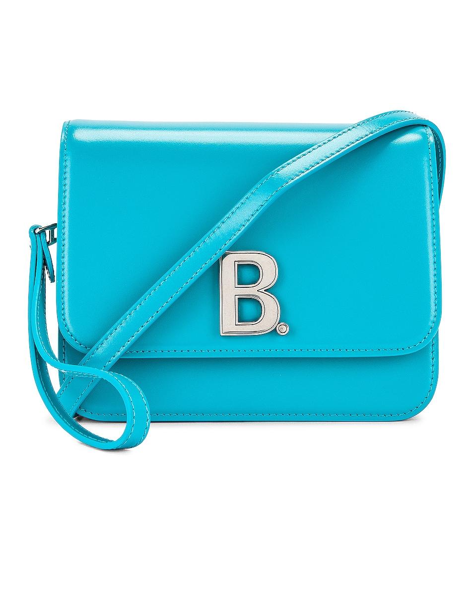 Image 1 of Balenciaga Small B Bag in Turquoise