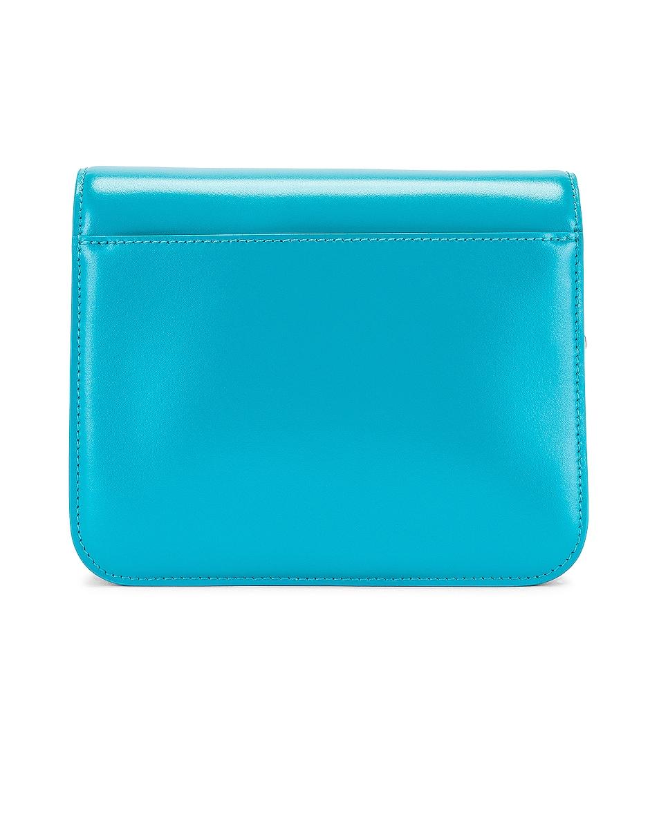 Image 3 of Balenciaga Small B Bag in Turquoise