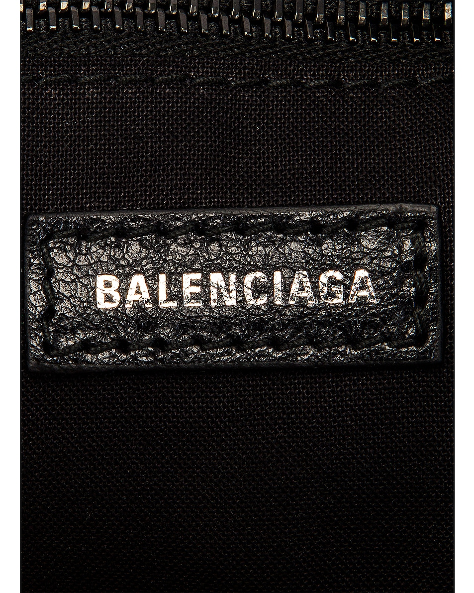 Image 7 of Balenciaga Mini Classic City Bag in Black