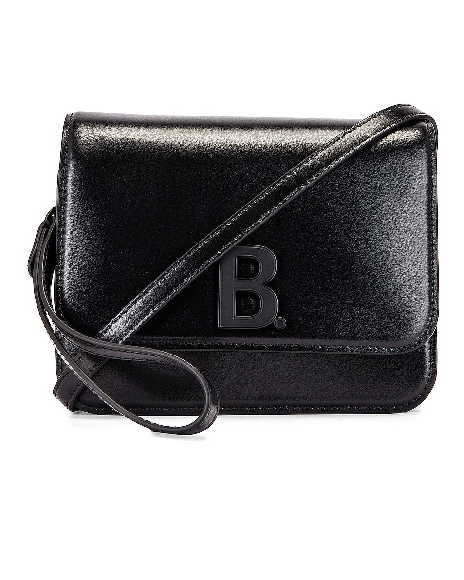 Image 1 of Balenciaga Small B Bag in Black