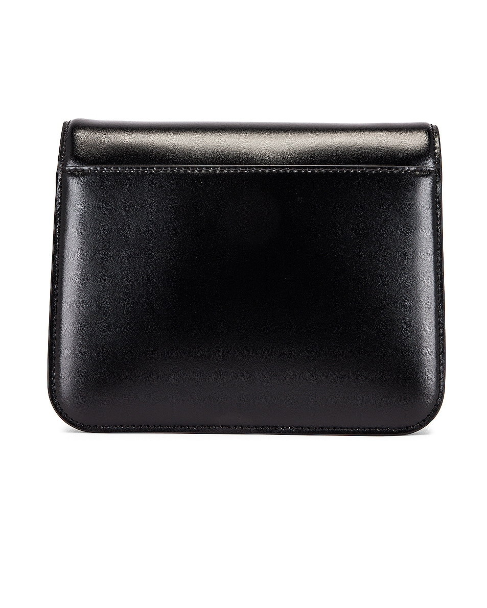 Image 3 of Balenciaga Small B Bag in Black