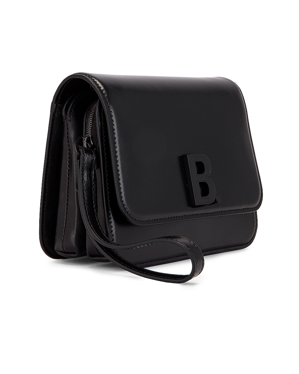 Image 4 of Balenciaga Small B Bag in Black