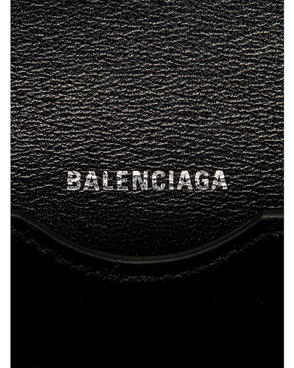 Image 7 of Balenciaga Small B Bag in Black