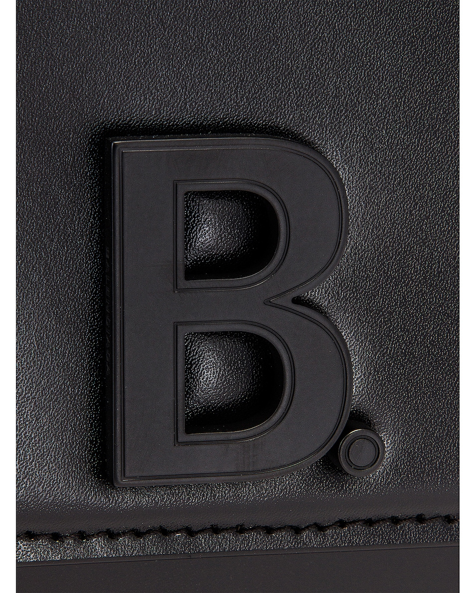 Image 8 of Balenciaga Small B Bag in Black