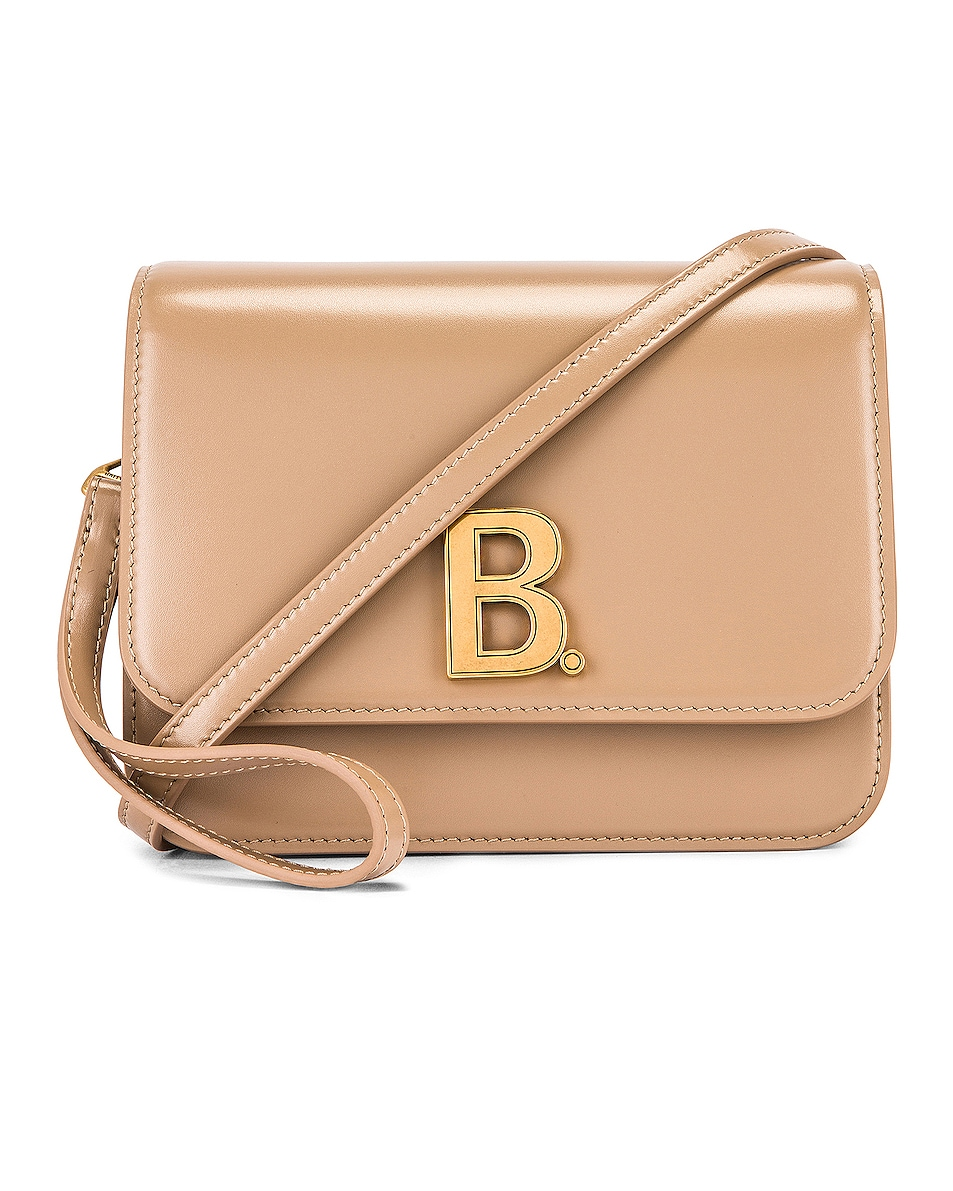 Image 1 of Balenciaga Small B Bag in Sand