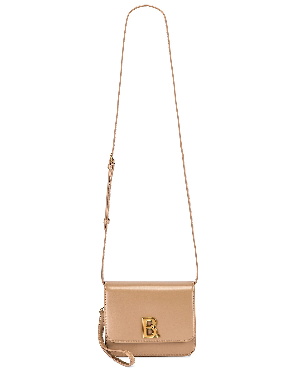 Image 6 of Balenciaga Small B Bag in Sand