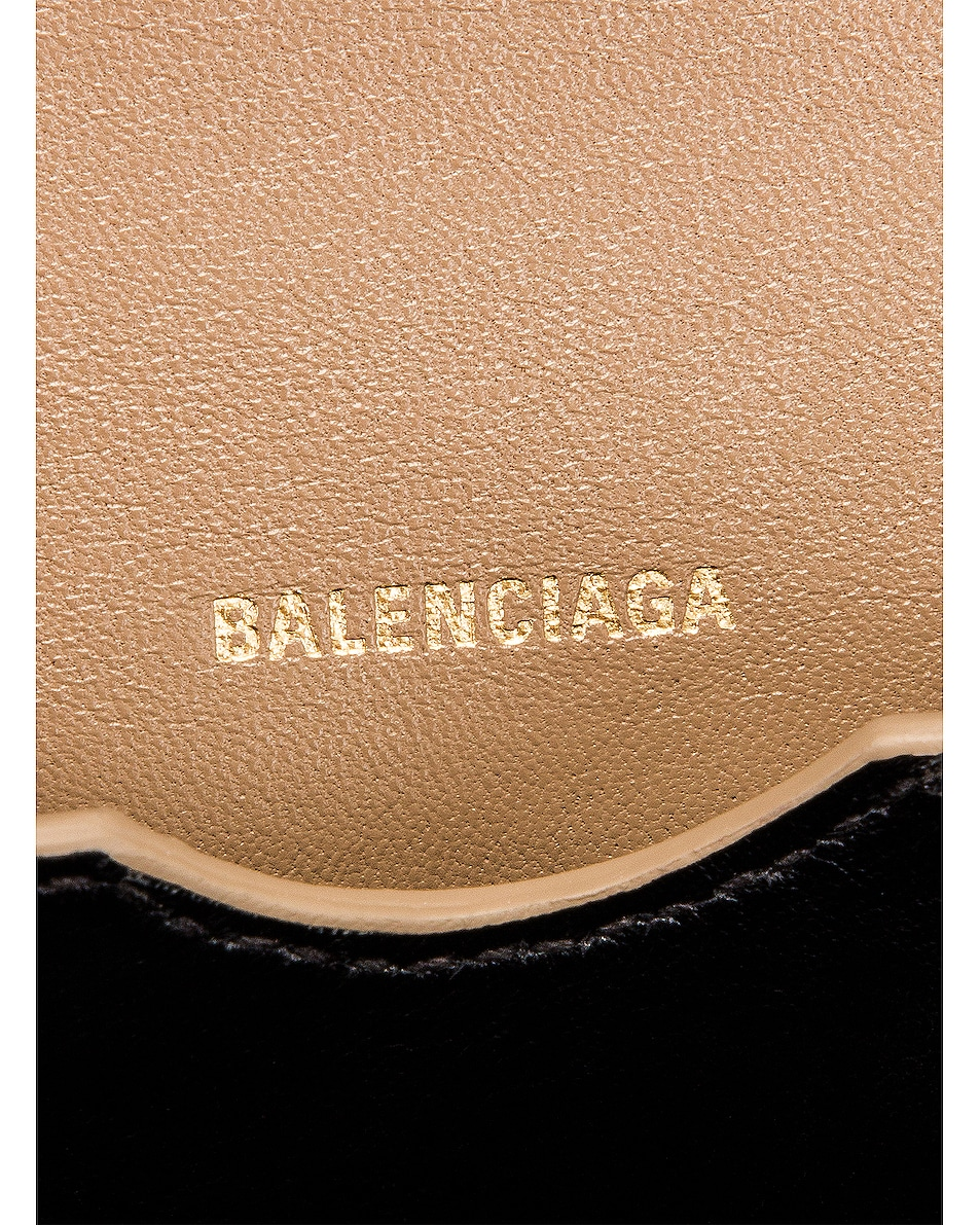 Image 7 of Balenciaga Small B Bag in Sand