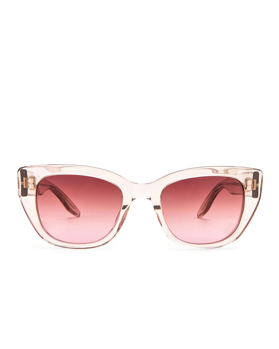 Image 1 of Barton Perreira Kalua Sunglasses in Hush & Desert Lilac