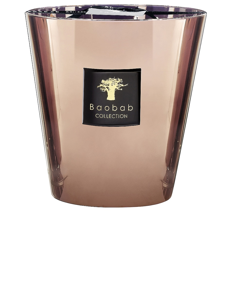 Image 1 of Baobab Collection Les Exclusives Candle in Cyprium
