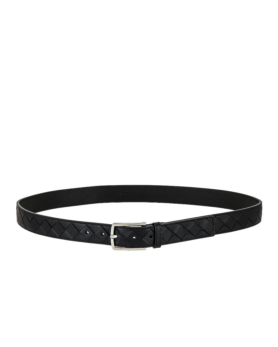 Image 1 of Bottega Veneta Belt in Black