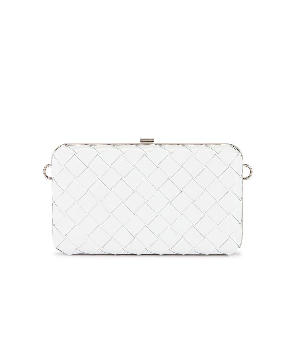 Image 2 of Bottega Veneta Shoulder Bag in White