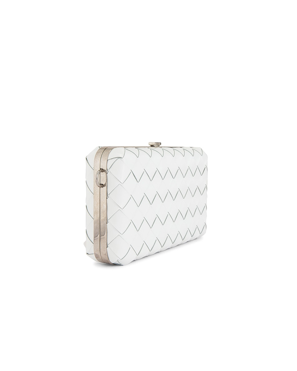 Image 3 of Bottega Veneta Shoulder Bag in White