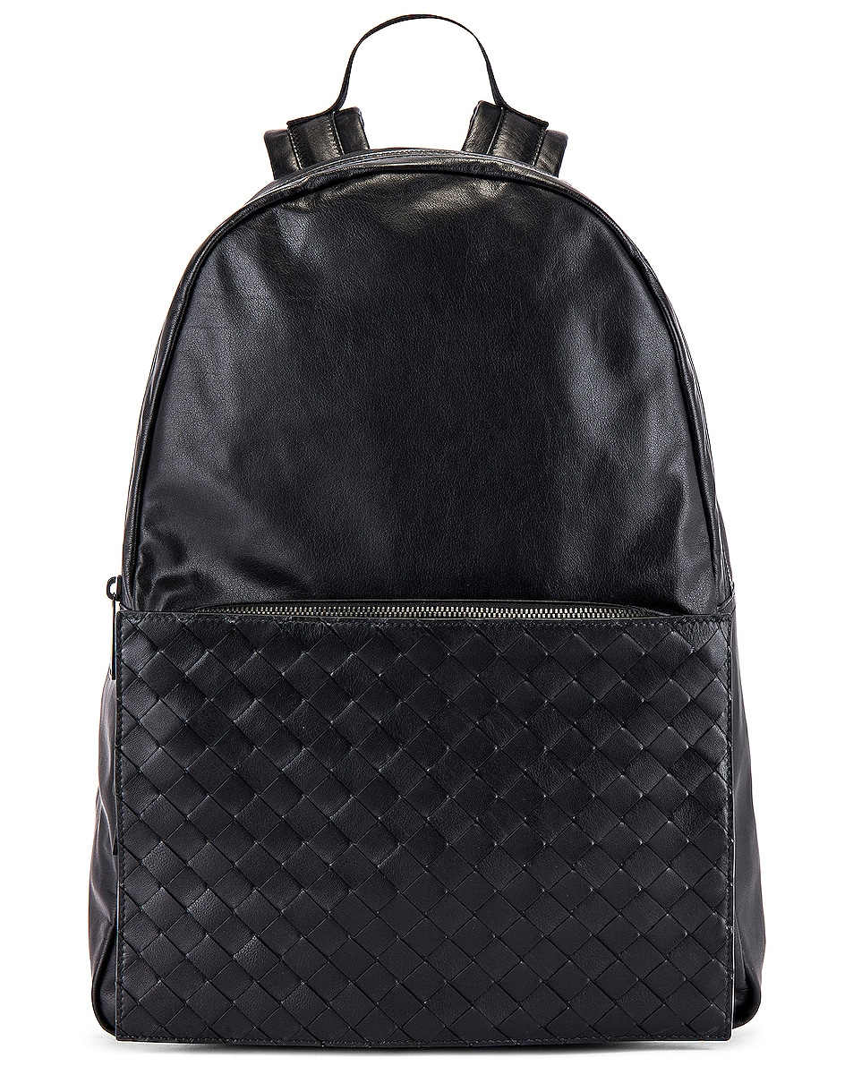 Image 1 of Bottega Veneta Backpack in Nero