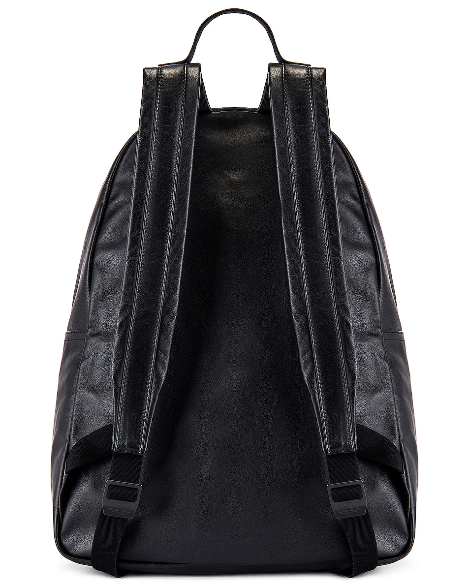 Image 2 of Bottega Veneta Backpack in Nero