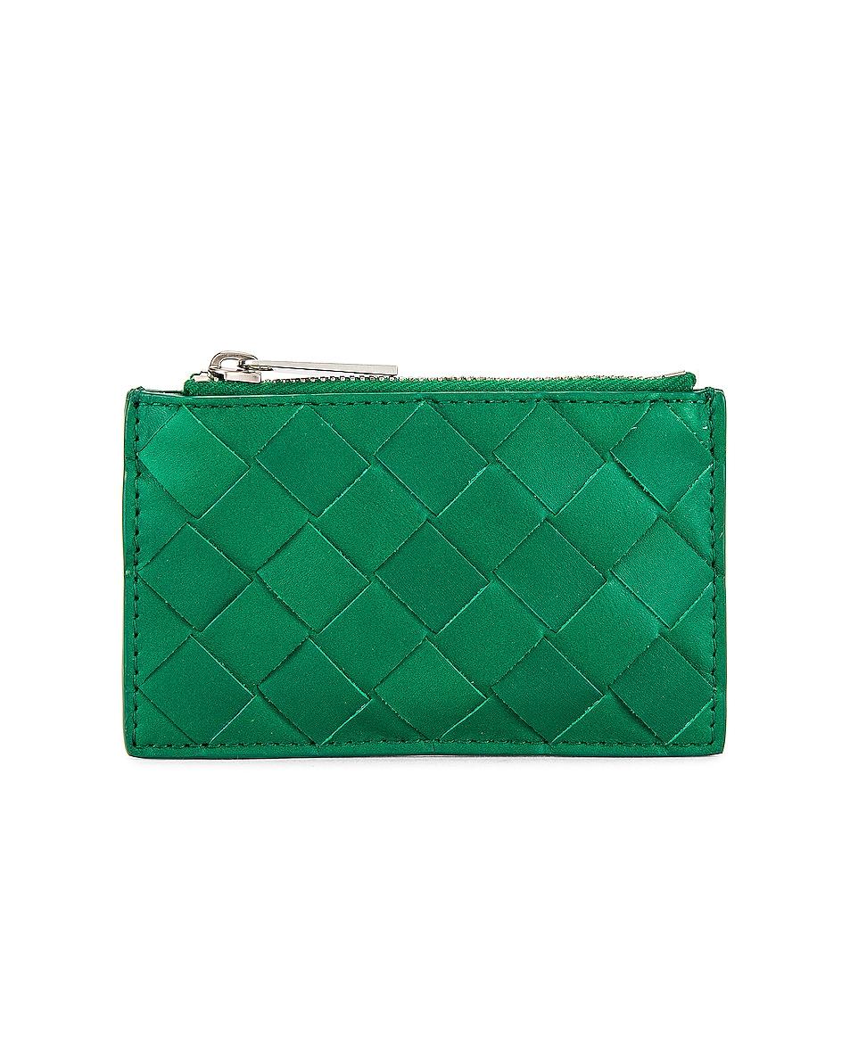 Image 1 of Bottega Veneta Coinpurse in Racing Green