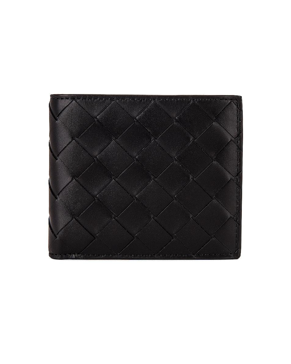 Image 1 of Bottega Veneta Wallet in Black
