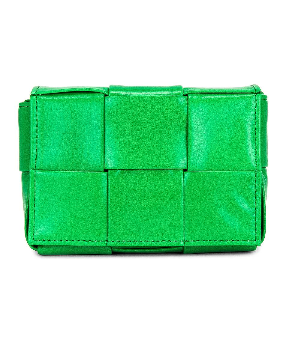 Image 1 of Bottega Veneta The Cassette Bag in Parakeet