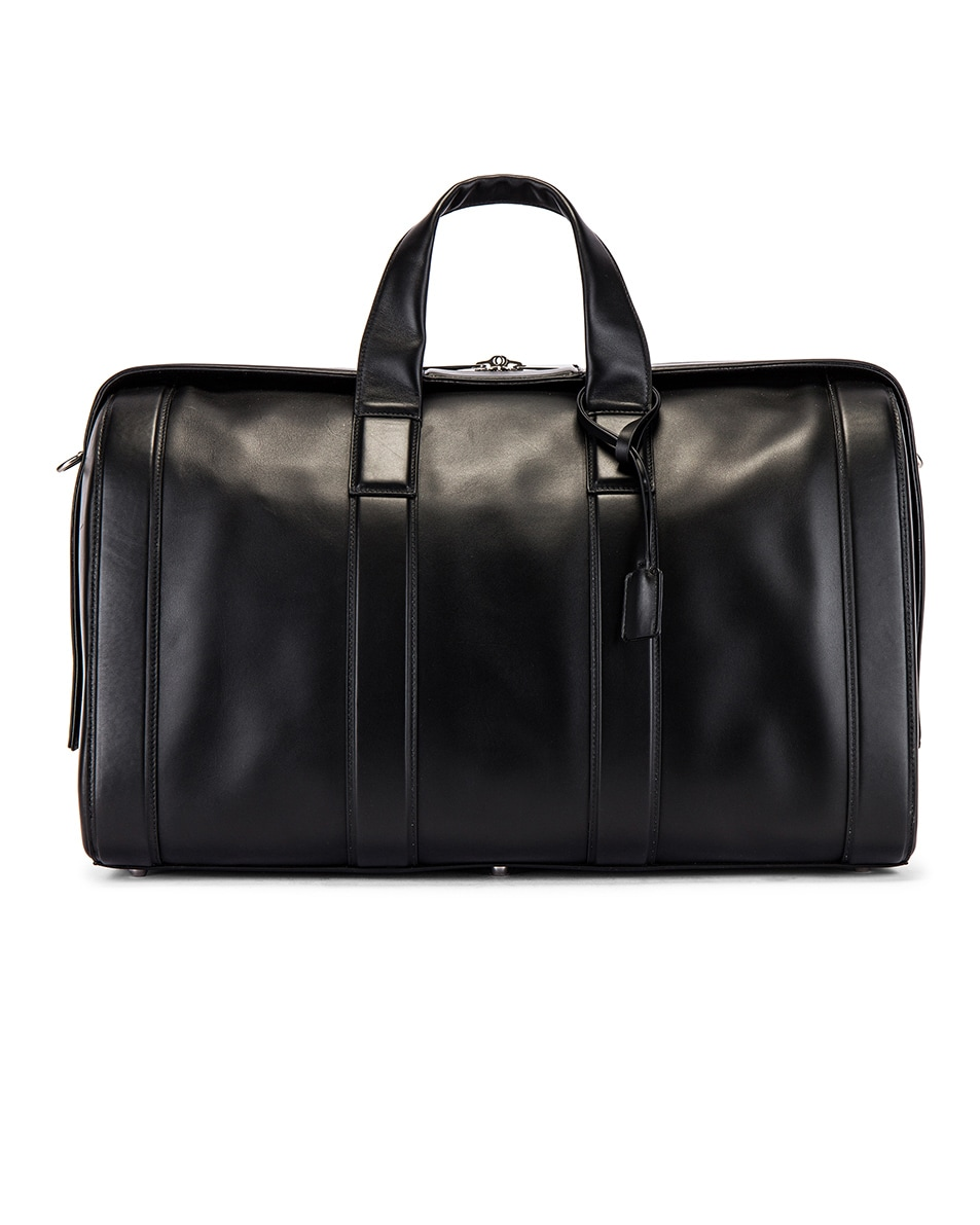 Image 2 of Bottega Veneta Duffel Bag in Black