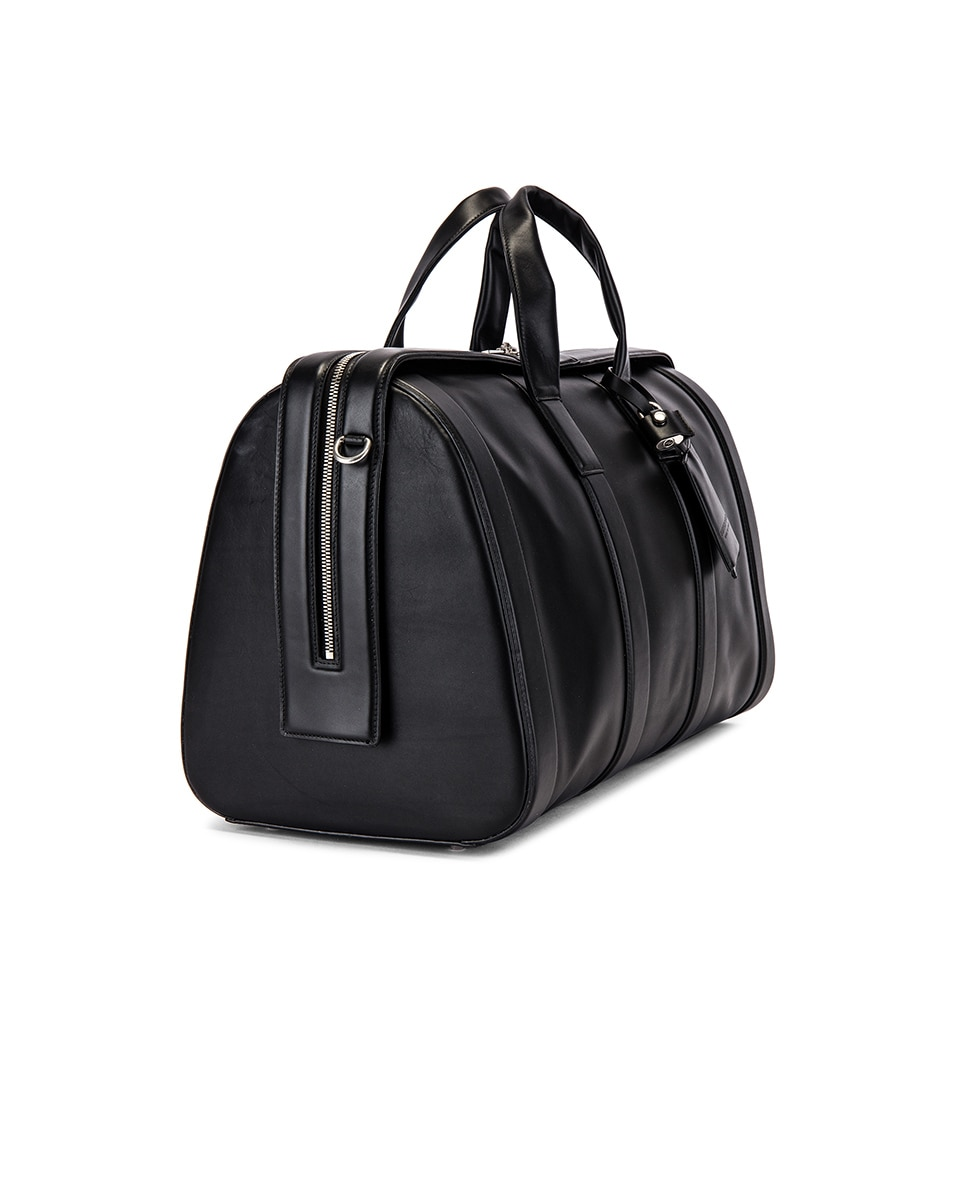 Image 3 of Bottega Veneta Duffel Bag in Black