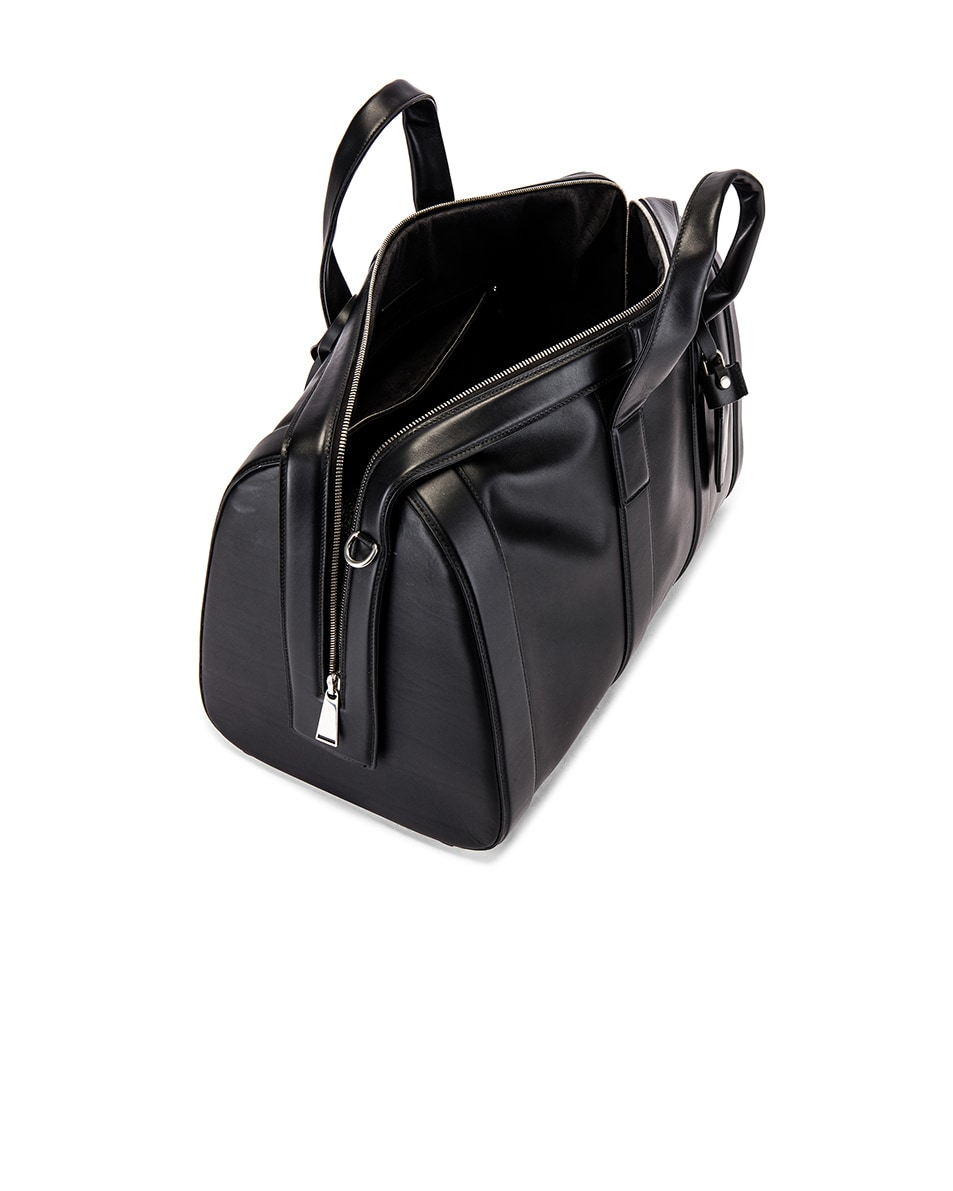 Image 4 of Bottega Veneta Duffel Bag in Black