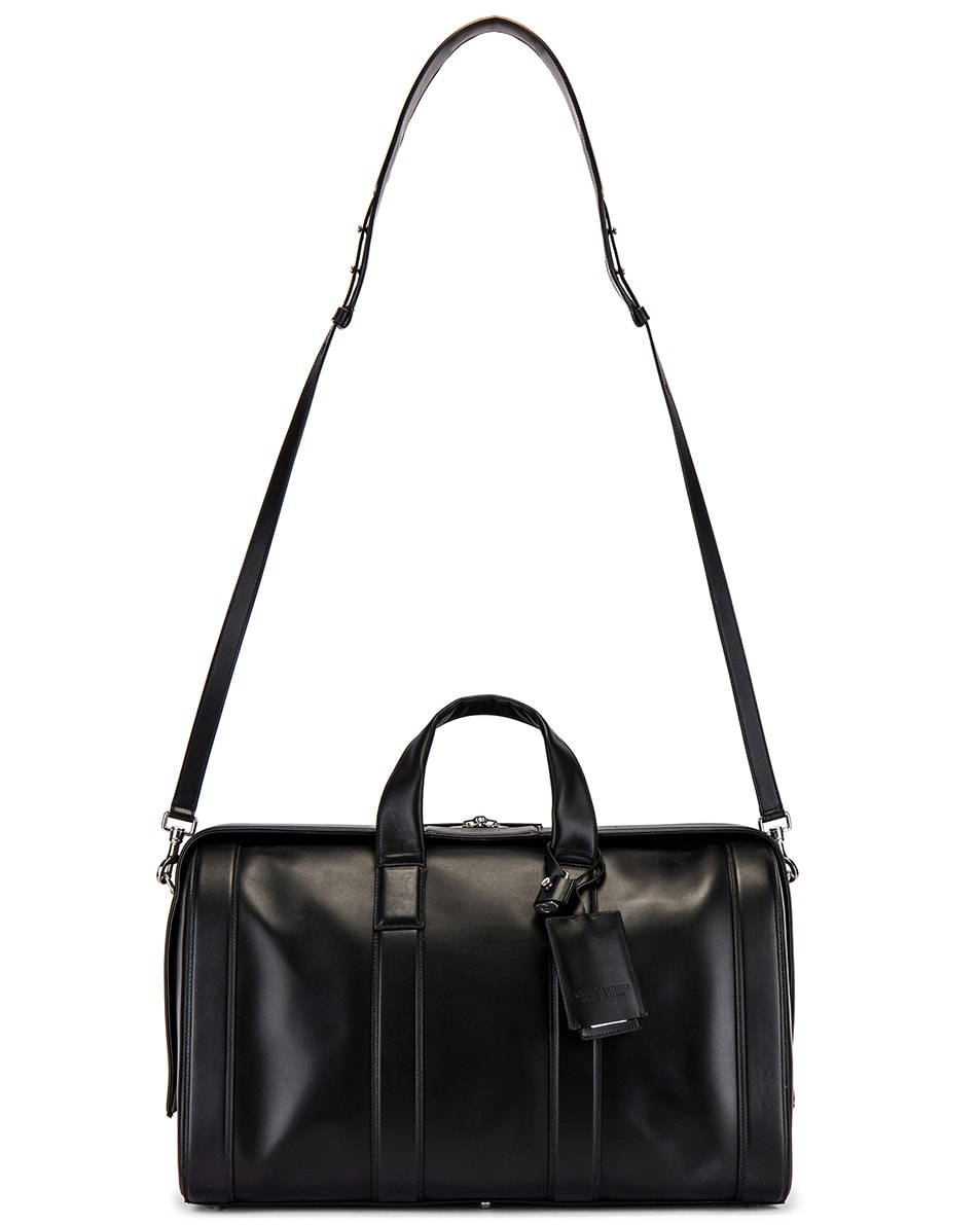 Image 5 of Bottega Veneta Duffel Bag in Black