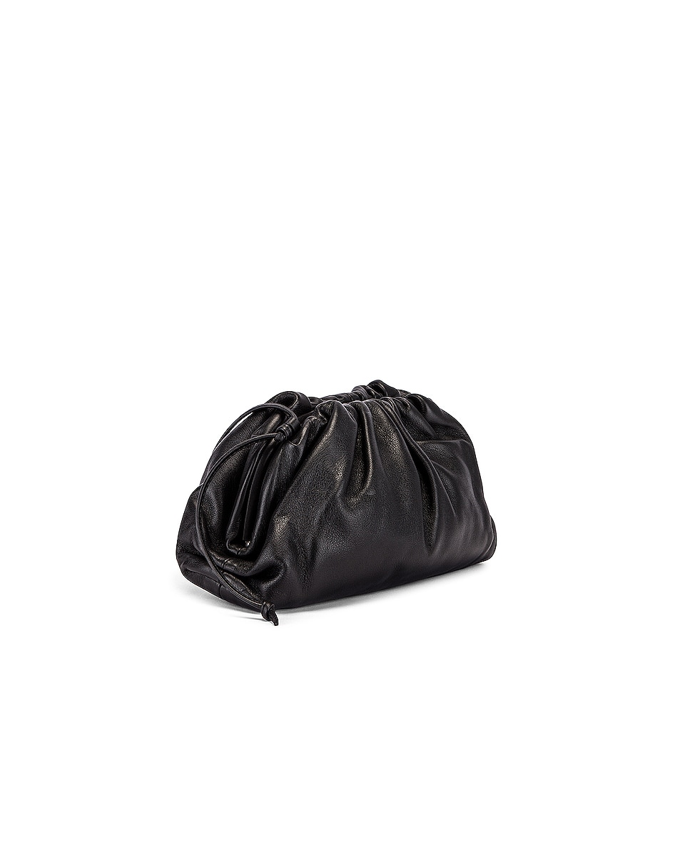 Image 4 of Bottega Veneta Small Pouch in Black
