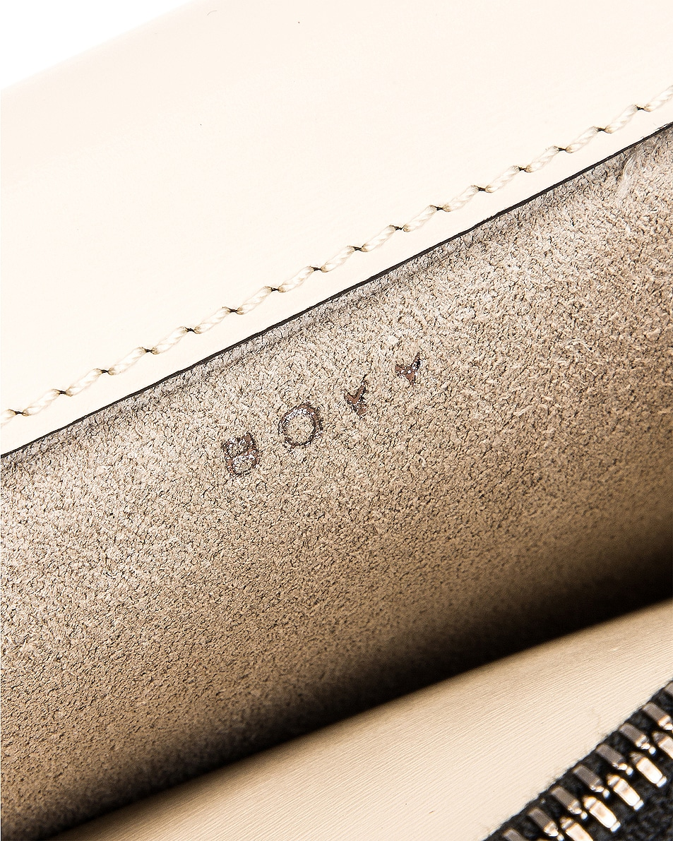 Image 7 of Boyy Buckle Travel Case Bag in Parchment