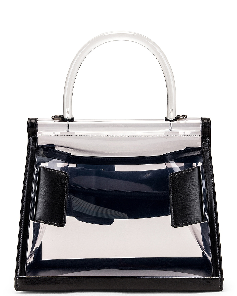 Image 3 of Boyy Karl Bag in Clear & Black
