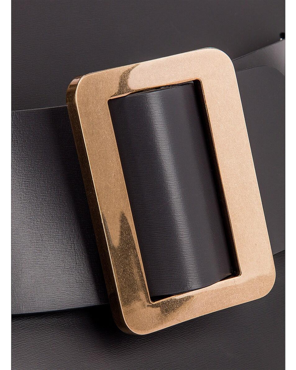 Image 8 of Boyy Bobby Gold Buckle Bag in Iron