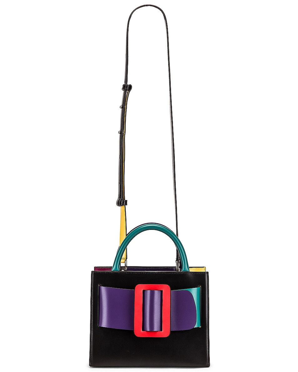 Image 6 of Boyy Bobby 23 Bag in Bright Emerald & Iris