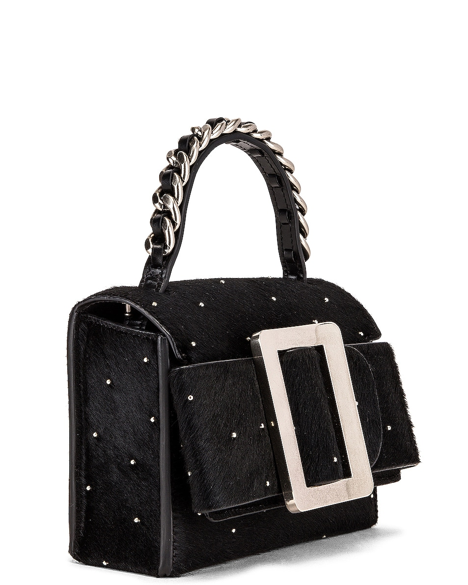 Image 4 of Boyy Fred Star Bag in Black