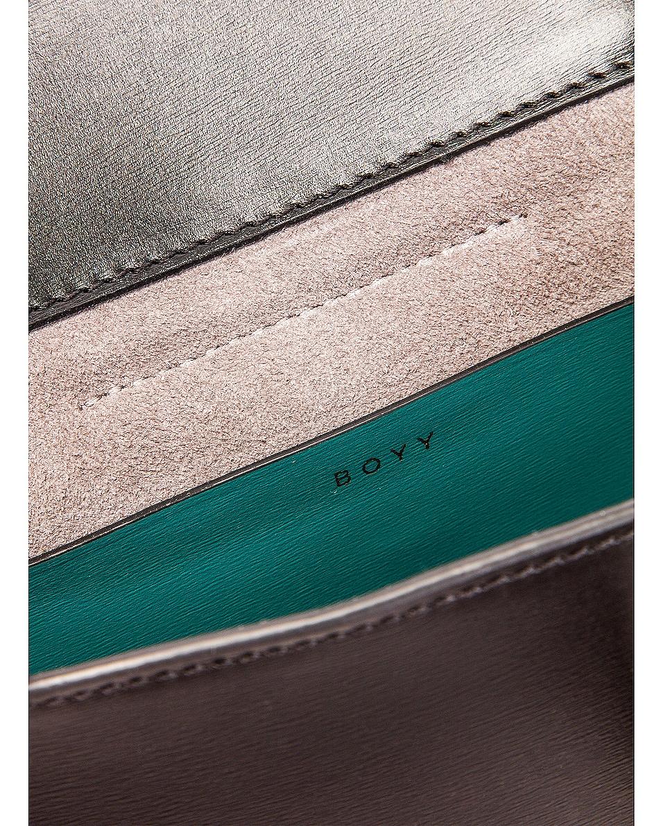 Image 7 of Boyy Lucas 19 Bag in Bright Emerald & Iris