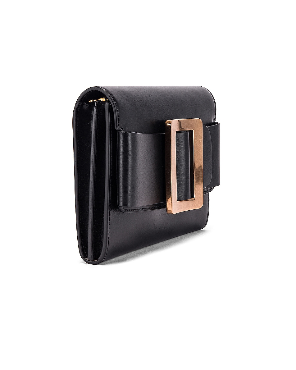 Image 4 of Boyy Buckle Travel Case Bag in Black