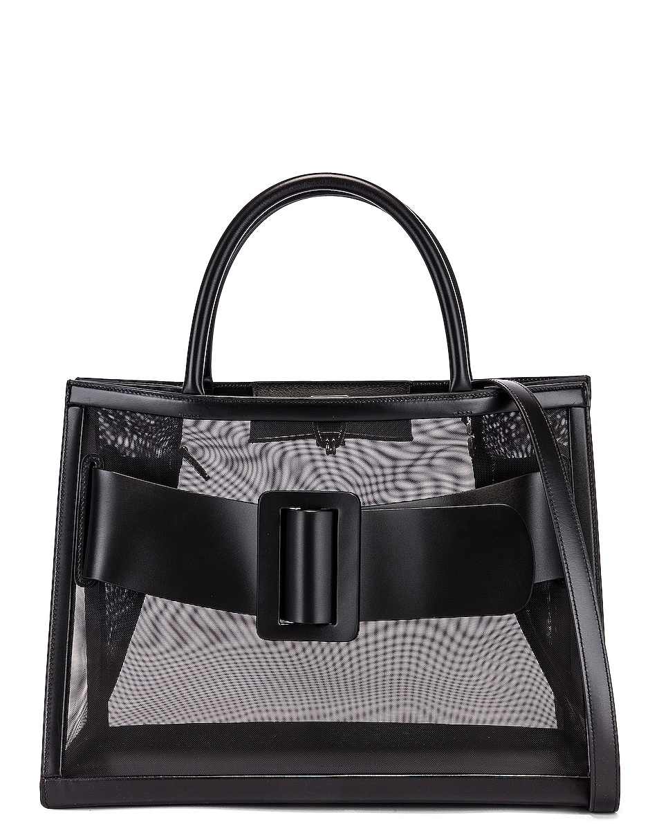Image 1 of Boyy Bobby 38 Bag in Black & Black