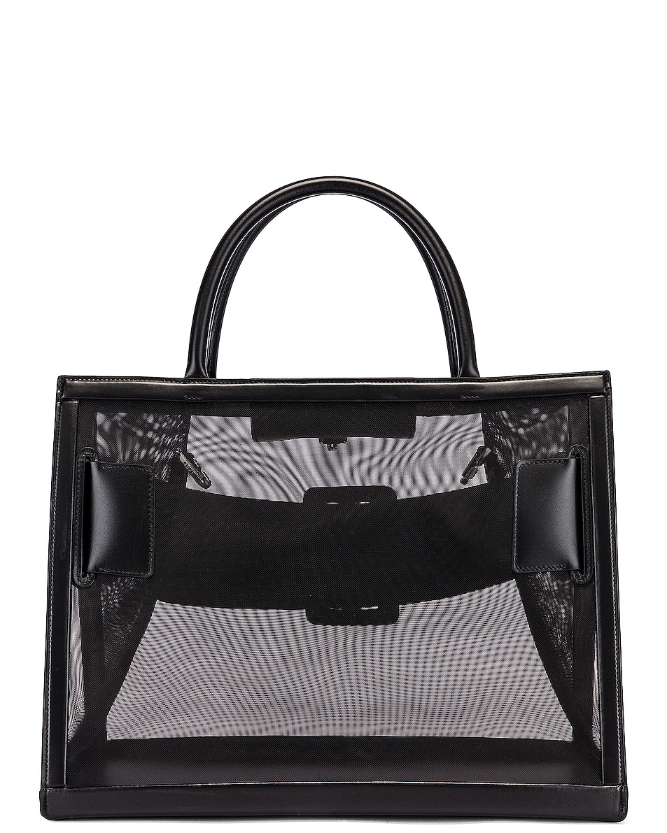 Image 3 of Boyy Bobby 38 Bag in Black & Black