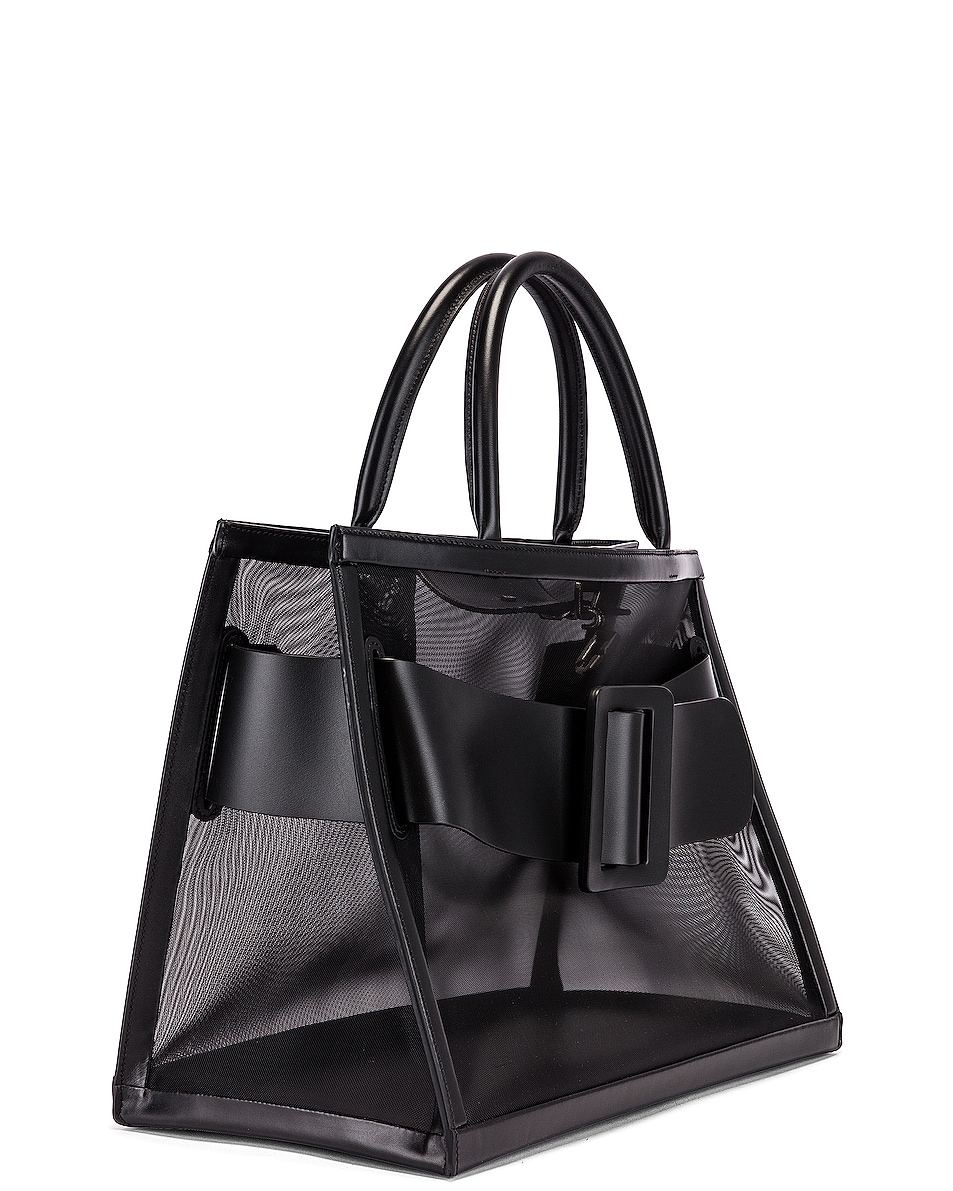 Image 4 of Boyy Bobby 38 Bag in Black & Black