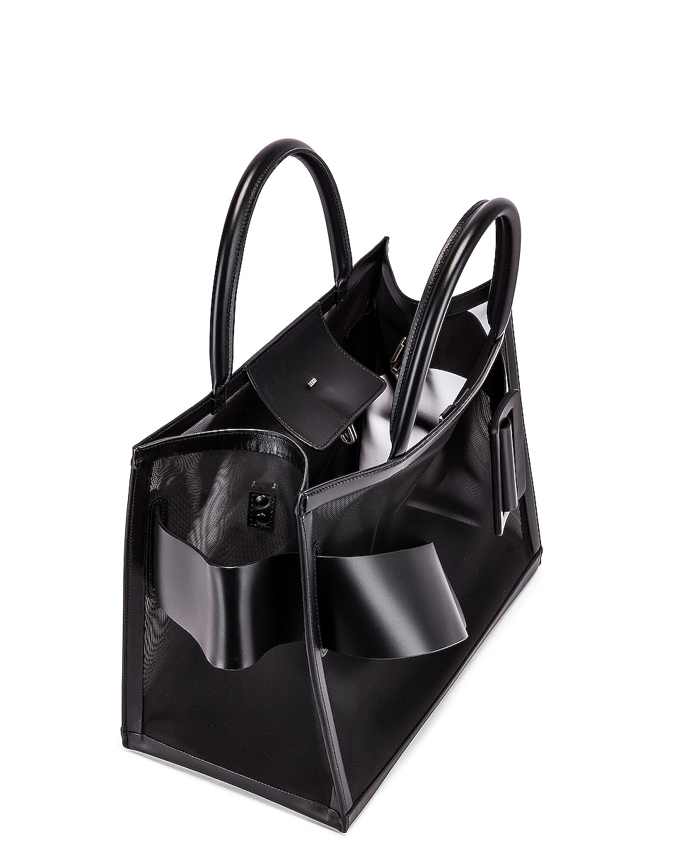 Image 5 of Boyy Bobby 38 Bag in Black & Black