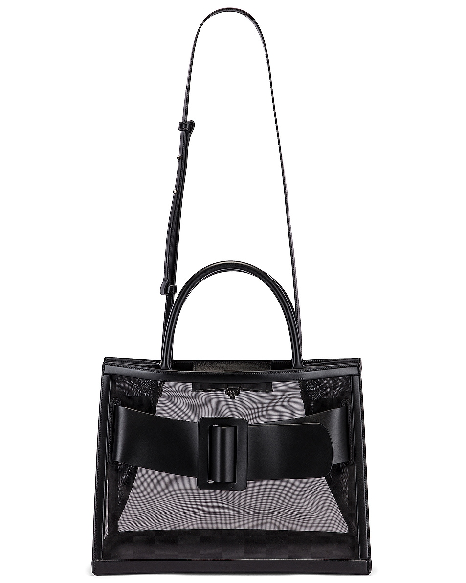 Image 6 of Boyy Bobby 38 Bag in Black & Black
