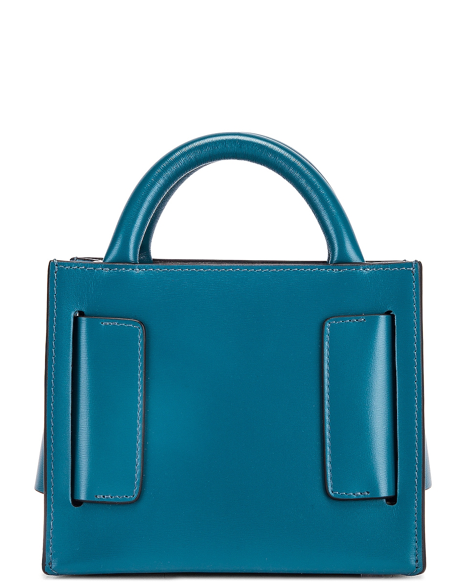 Image 3 of Boyy Bobby 16 Bag in Coral Blue & Clover