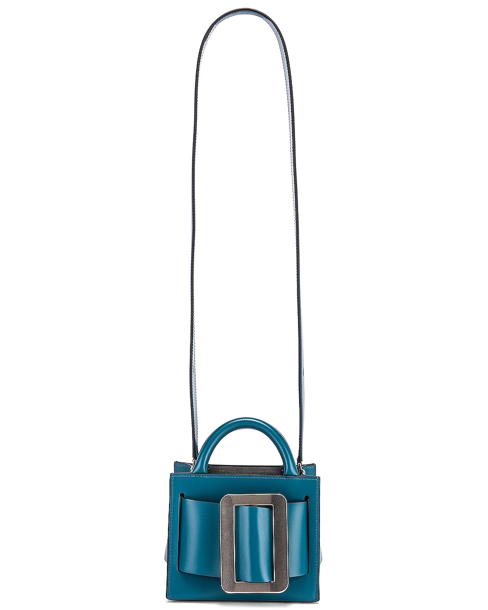 Image 6 of Boyy Bobby 16 Bag in Coral Blue & Clover