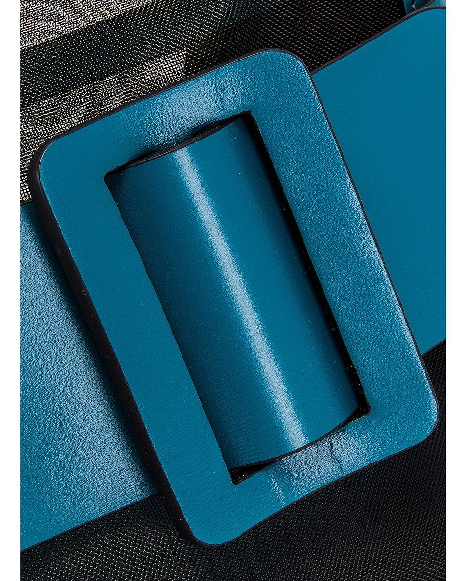 Image 8 of Boyy Karl 24 Bag in Black & Coral Blue